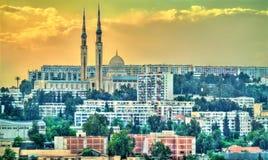 Emir Abdelkader Mosque in Constantine, Algerien lizenzfreies stockbild