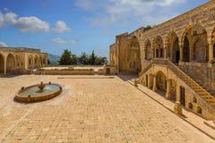 Emir Bachir Chahabi Palace Beit ed-Dine Lebanon Stock Image