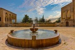 Emir Bachir Chahabi Palace Beit ed-Dine Lebanon Stock Photo