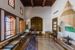 Emir Bachir Chahabi Palace Beit ed-Dine Lebanon Royalty Free Stock Photos