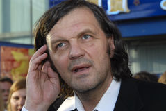 Emir Kusturica Stock Photography
