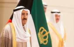 Emir of Kuwait Sabah Al-Ahmad Al-Jaber Al-Sabah Stock Photography