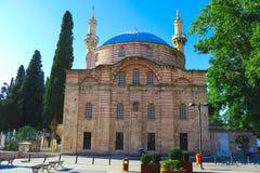 Emir Sultan Mosque Photo stock