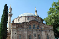 Emir Sultan Mosque, Bursa Royalty Free Stock Photos