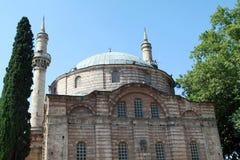 Emir Sultan Mosque, Bursa Royalty Free Stock Photos