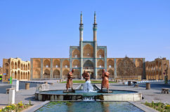 Emira Chakhmaq kwadrat Fotografia Stock