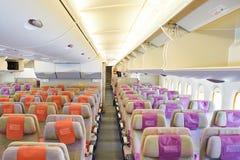 Emirados Airbus A380 Foto de Stock
