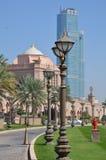 Emirat-Palast-Hotel in Abu Dhabi, UAE Lizenzfreie Stockfotografie