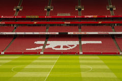 Emirate football stadium Royalty Free Stock Image