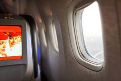 Emirater Boeing-777 Arkivbilder