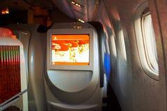 Emirater Boeing-777 Royaltyfri Fotografi