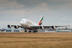 emirates Imagens de Stock Royalty Free
