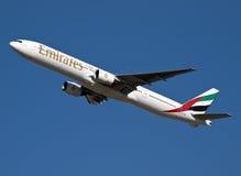 Emirates A6-EMP Royalty Free Stock Image