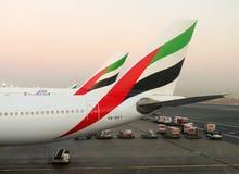 The Emirates. Royalty Free Stock Photo