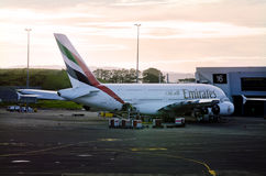 Emirates Airline Stock Images