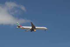 Emirates Airlines Stock Photos