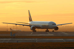 Emirates Airlines Stock Images