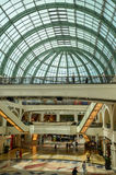 Emirates Mall, Dubai on 7th May 2015. The famous Emirates Shopping Mall, Dubai, United Arab Emirates Stock Image