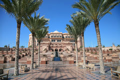 Emirates Palace Stock Images