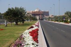 Emirates Palace, Abu Dhabi Royalty Free Stock Photos