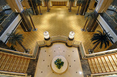 Emirates Palace, Abu Dhabi Royalty Free Stock Photography