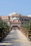 Emirates Palace, Abu Dhabi royalty free stock images