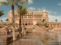 Emirates Palace. In Abu Dhabi Royalty Free Stock Photography