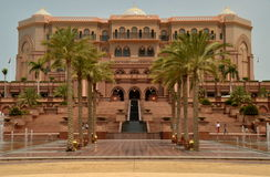 Emirates Palace, Abu Dhabi, UAE Royalty Free Stock Images