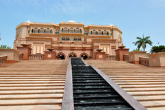 Emirates Palace Abu Dhabi Stock Image
