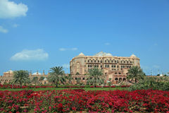Emirates Palace in Dubai UAE Stock Photo