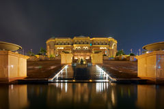 Emirates Palace Hotel Royalty Free Stock Images