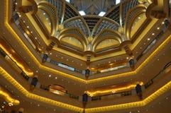 Emirates Palace Hotel In Abu Dhabi, UAE Royalty Free Stock Photography