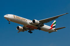 Emirates Royalty Free Stock Image
