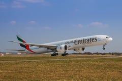 Emirates Royalty Free Stock Photography