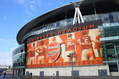 Emirates stadium Stock Images