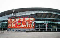Emirates stadium Royalty Free Stock Photos