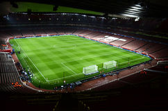 Emirates Stadium Stockbilder