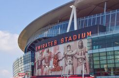 Emirates Stadium, Arsenal Football Club, London
