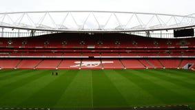 Emirates Stadium London royalty free stock photos