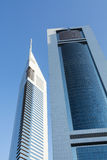 The Emirates Towers Royalty Free Stock Photo