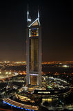 Emirates Towers Dubai Royalty Free Stock Photography