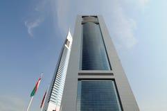 The Emirates Towers, Dubai Royalty Free Stock Photos