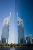 Emirates Towers, Dubai, UAE Royalty Free Stock Image