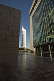 Emirates Towers view Royalty Free Stock Photos