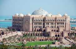 emiratesslott Royaltyfria Bilder