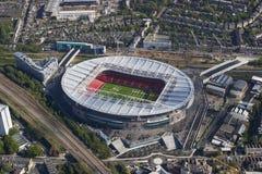 emiratesstadion Royaltyfri Bild