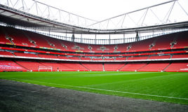Emiratesstadion Arkivfoto