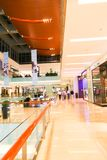 Emiratmall bei Dubai lizenzfreie stockfotografie
