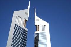 Emirattorn Royaltyfri Fotografi