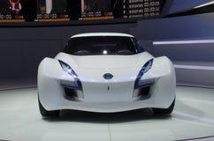 2013 Emissieloze het Concept AUTOSHOW-Nissan van GZ Royalty-vrije Stock Foto's